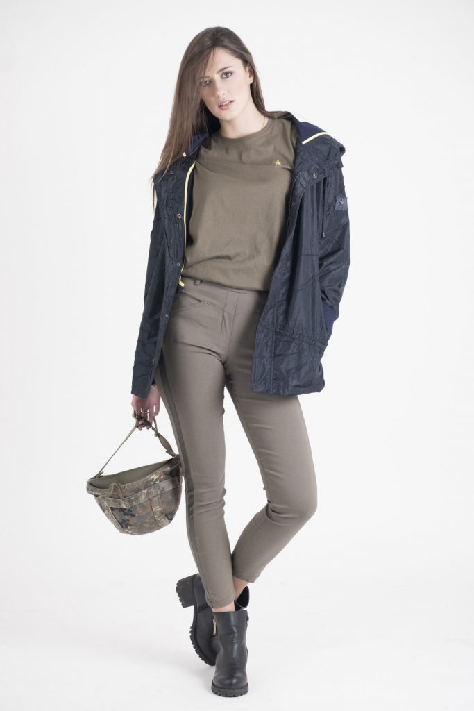Esercito Upcycling Woman Collection