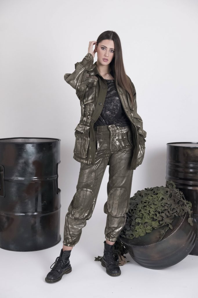 Esercito Upcycling Collection